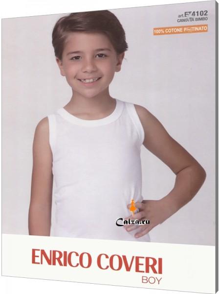ENRICO COVERI ET4102 boy canotta