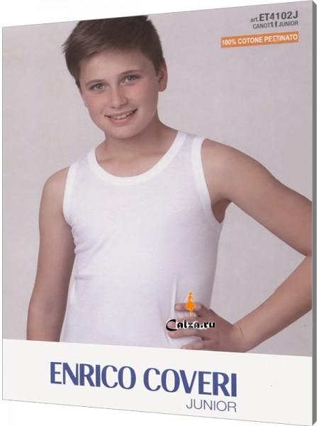 ENRICO COVERI ET4102 junior canotta