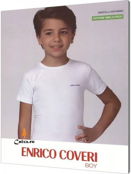 ENRICO COVERI ET4000 boy mezza manica girocollo