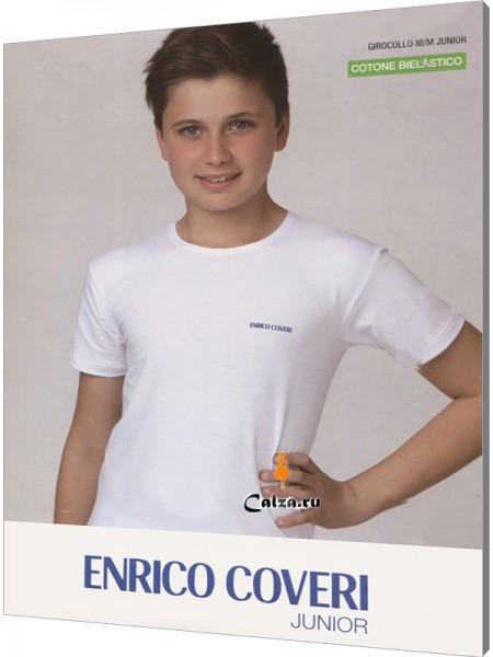 ENRICO COVERI ET4000 junior mezza manica girocollo