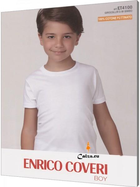 ENRICO COVERI ET4100 boy mezza manica girocollo