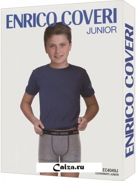 ENRICO COVERI EC4049 junior coord. boxer - t-shirt