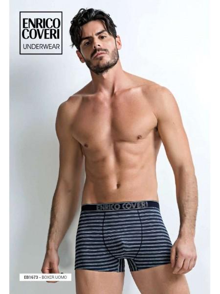 ENRICO COVERI EB1673 uomo boxer