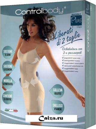CONTROL BODY SOTTOVESTE PLUS
