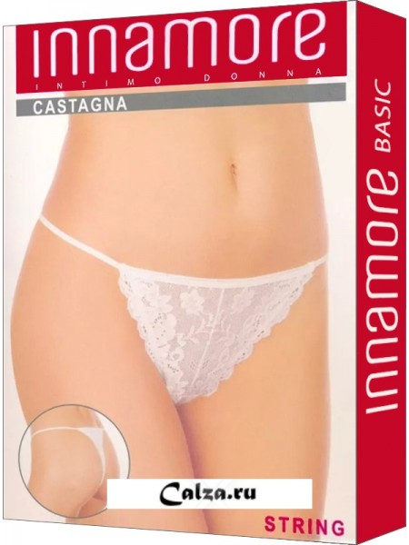 INNAMORE INTIMO BD CASTAGNA 31019 string SALE