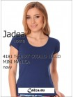 JADEA 4181 T-SHIRT SCOLLO LOLLO