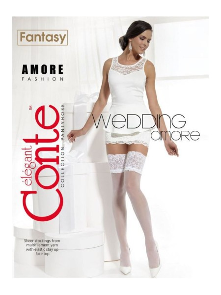 CONTE elegant AMORE 20 stay-up