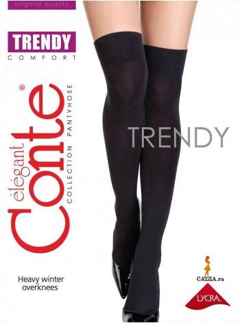 CONTE elegant TRENDY 220 overknees