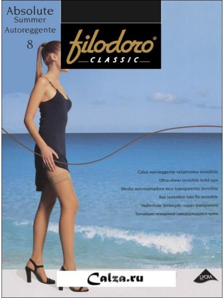FILODORO classic ABSOLUTE SUMMER 8 autoreggente