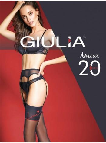 GIULIA AMOUR 20 model 1 calze