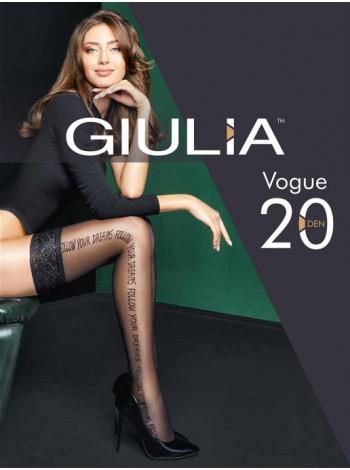 GIULIA VOGUE 20 model 1 autoreggente