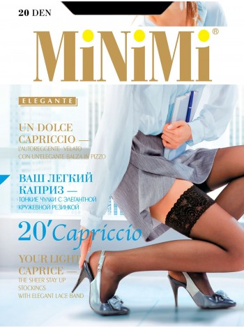 MINIMI CAPRICCIO 20 autoreggente