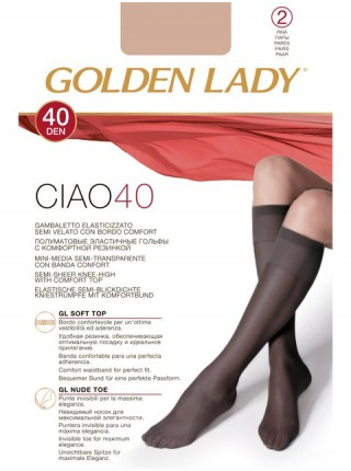GOLDEN LADY CIAO 40 gambaletto, 2 paia