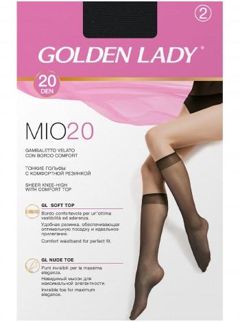 GOLDEN LADY MIO 20 gambaletto, 2 paia