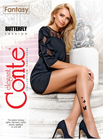 CONTE elegant BUTTERFLY 20