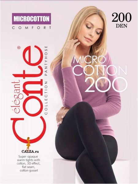 CONTE elegant MICROCOTTON 200 XL