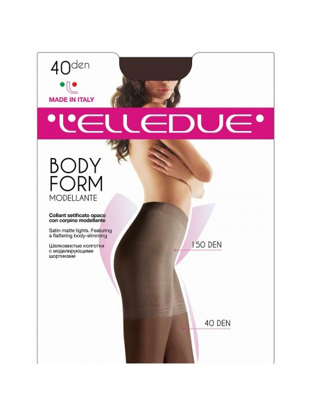 ELLEDUE BODY FORM 40
