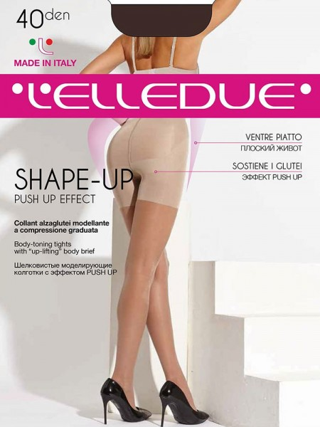 ELLEDUE SHAPE-UP 40