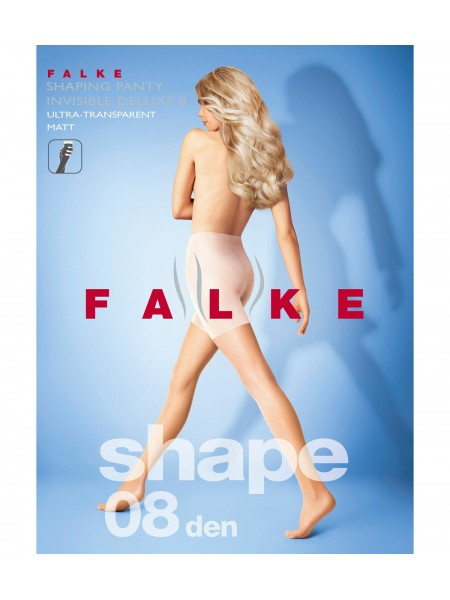 FALKE art. 40600 SHAPING PANTY 8 invisible deluxe