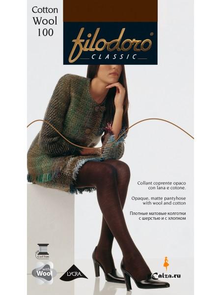 FILODORO COTTON WOOL 100