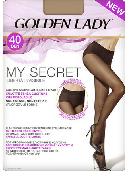 GOLDEN LADY MY SECRET 40