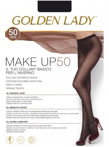GOLDEN LADY MAKE UP 50
