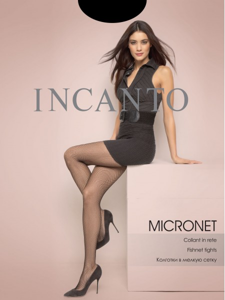 INCANTO MICRONET collant