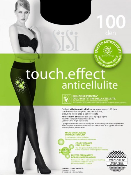 SISI TOUCH.EFFECT 100 anticellulite