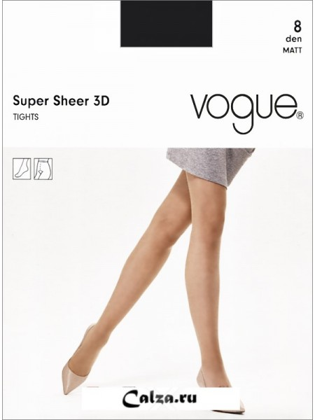 VOGUE art. 95899 SUPER SHEER 8 3D