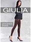 GIULIA LEGGINGS SNAKE model 1