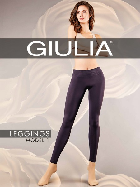 GIULIA LEGGINGS seamless model 1