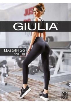 GIULIA LEGGINGS SPORT seamless model 1