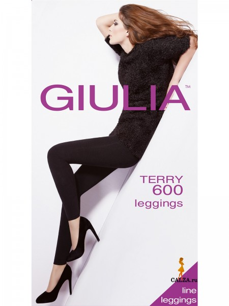 GIULIA TERRY 600 leggings