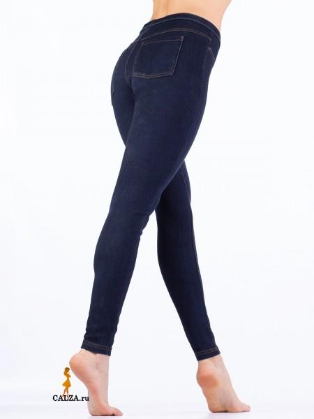 HUE ORIGINAL JEANS FADED leggings