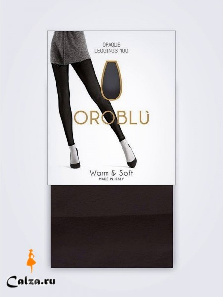OROBLU WARM SOFT 100 leggings