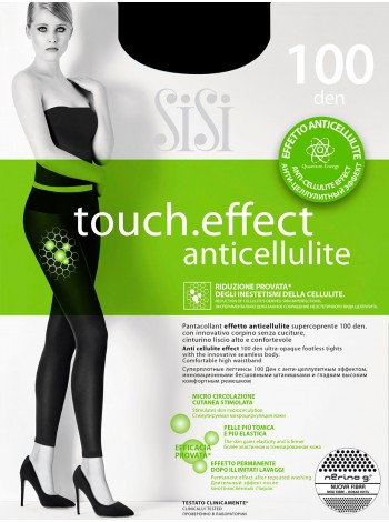 SISI TOUCH.EFFECT 100 anticellulite pantacollant