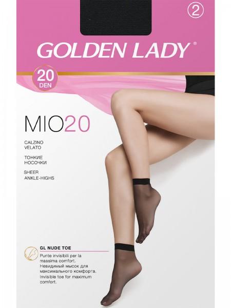 GOLDEN LADY MIO 20 calzino, 2 paia