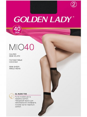 GOLDEN LADY MIO 40 calzino, 2 paia